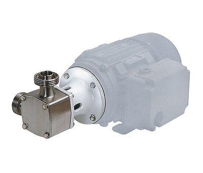 10 Gpm Sanitary Flexible Impeller Distillery Mash Pump Jabsco 30550-5002