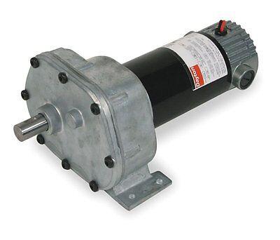 Dayton Model 1lpk9 Dc Gear Motor 6 Rpm 115 Hp 12vdc 1l474