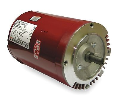 1 1/2 HP 1725 RPM 208-230/460V Bell & Gossett Electric Motor Model 169237