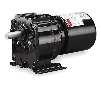 Dayton Model 3m326 Gear Motor Tefc 4.1 Rpm 140 Hp 115 Volts 60hz.