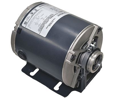 12 Hp Split-phase Carbonator Pump Motor 1725 Nameplate Rpm 120240 Voltage