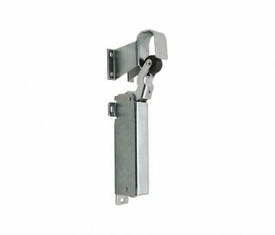 Walk-in Cooler Or Freezer Kason Door Closer Concealed Polished Chrome