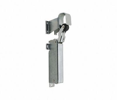 Walk-in Cooler Or Freezer Kason Door Closer Concealed Polished Chrome
