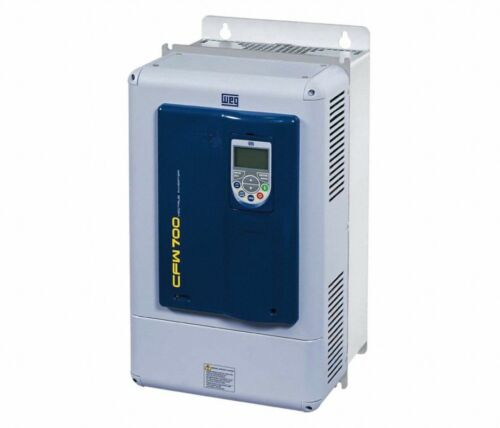 WEG CFW700E142T4NBN1C3 Variable Frequency Drive 142A 480VAC 100HP