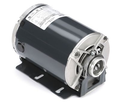 34 Hp Split-phase Carbonator Pump Motor 1725 Rpm 115230 Voltage 48y Frame