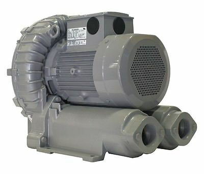 Vfz801a-7w Fuji Regenerative Blower 10.7 Hp 208-230460 Volts