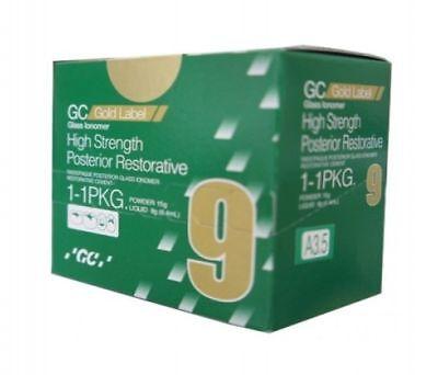 Gc Fuji 9 Posterior Restorative Large Glass Ionomer Dental Cement