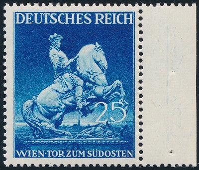 DR 1941, MiNr. 771 I, postfrisch, gepr. Schlegel, Mi. 550,-