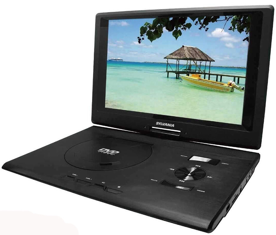 Sylvania 7 Portable Dvd Player With Swivel Screen Black Portable Tv Remote Portable Cd Player Amazon Portable Charger Ryanair: Top 10 Portable DVD Players