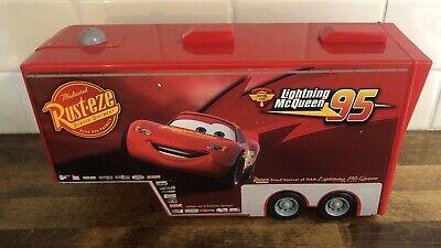 Mattel Disney/Pixar Cars Rust-eze Semi Truck Car Carrier Trailer ONLY