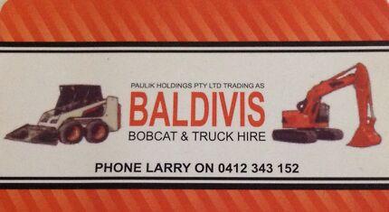 BALDIVIS. BOBCATS  AND  TRUCK  HIRE