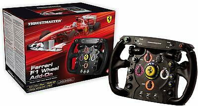 Thrustmaster Volante Ferrari F1 2960729 ADD-ON Wheel T500 Italia Edition Special segunda mano  Embacar hacia Mexico