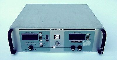 Unholtz Dickie Ud340 Sine Control Calibration Used With Dec Digital Pdp8m