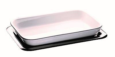 Mepra Lasagnes Bowl, Silver