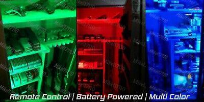 High Illuminating LEDs Remington 48-Gun Safe Light  Auto on//off 12v 500