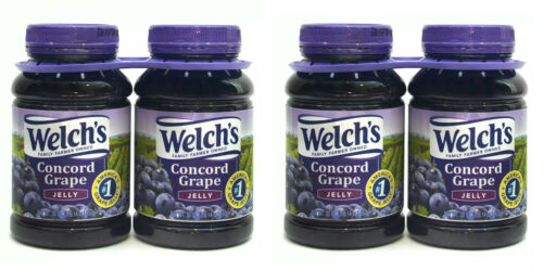 Pack of 4 Welch