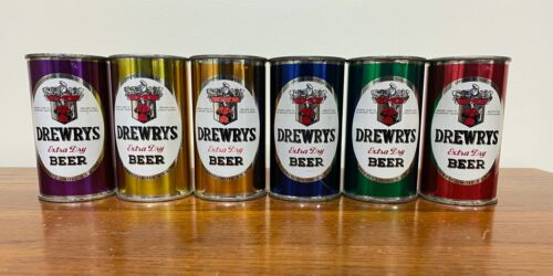 Drewrys Extra Dry Beer Sports Set - Complete / STUNNING CONDITION