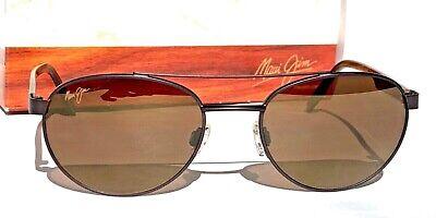 Maui Jim UP COUNTRY Sunglasses Bronze POLARIZED HCL Bronze HS727-01 men (Country Sunglasses)