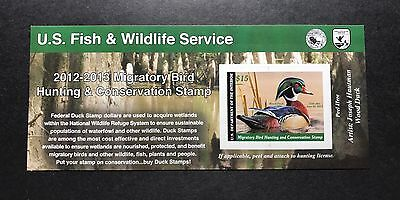 #RW79A 2012 - 2013 - US Federal Duck Stamp - Post Office FRESH