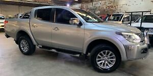 2015 MITSUBISHI TRITON **GLS 4X4** Launceston Launceston Area Preview