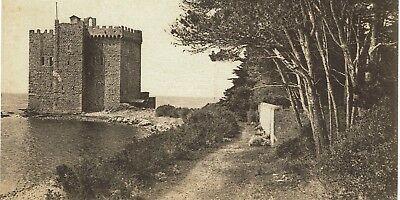 CPA - Carte postale - France -  Saint Honorat - Son Château ( CPV 181)