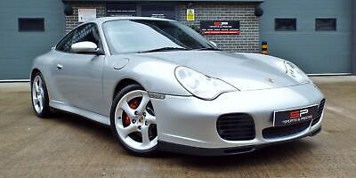 2002 Porsche 911 3.6 Carrera 4 S Tiptronic Coupe - 996 Model