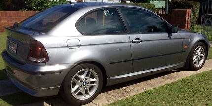 2004 BMW 3 Series 318ti in excellent condition