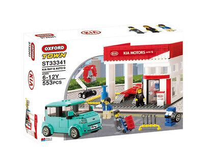 (Oxford) KIA AutoQ Collaboration Town Block Limited Edition 6Y 553PCS