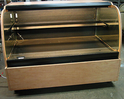 Encore 5 Foot Refrigerated Open Display Case Grab And Go