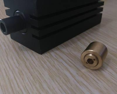 Industrial Laser Heatsink Housing 9mm 445nm 808nm 520nm Diode Mount Fit M9 Lens
