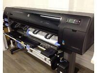 """HP Designjet Z6200 60"""" Fine Art, Wide Format printer. For Sale"""