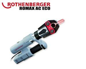 Rothenberger ROMAX Pressliner AC Eco Set Basic Pressmaschine neu Presse
