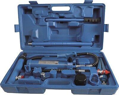 Ausbeulsatz Ausbeulset Hydraulikzylinder 7teilig Karosseriepresse CRS7PJ 02389