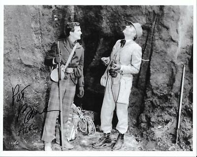 JOURNEY TO THE CENTER OF THE EARTH - 8 X 10 - PAT BOONE- In Person - $24.99