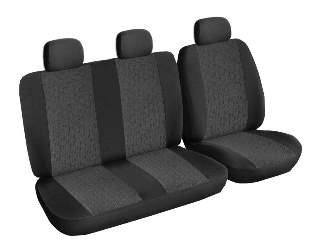 VW T4 T5 Robuste Kunstleder Sitzbezüge Fahrersitzbezug Sitzschoner Pflegeleicht