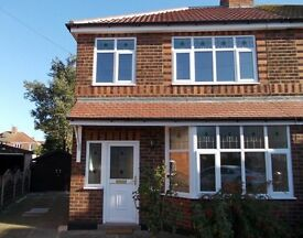 Three bedroom house in much sought after area of Scunthorpe. Available to rent after 20 June 2017