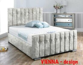 BEDS-🛌🎈ALL DESIGNS⭐️panel type✊FREE🚚-QUALITY SERVICE & product