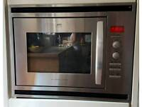 AEG Integrated Microwave Oven With Grill And convection