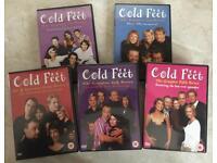 COLD FEET SERIES 1 - 5