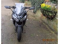 2014 KAWASAKI Z1000SX MEF ABS TOURER, A1 CONDITION, FULL SERVICE HISTORY, ONE OWNER,GARAGED.