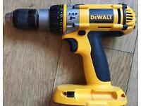 DeWalt combi battery drill