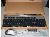 HP Keyboard & Optical Mouse