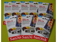 Scandisk Ultra Fit 16GB USB Flash Drive