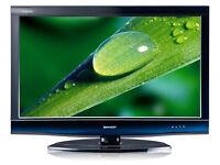 WANTED TV,S LCDS LEDS PLASMAS