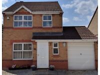 DETACHED HOUSE, 3 bed, garage, Family Home,Doncaster, NO CHAIN, FREEHOLD, QUICK SALE..A1/M18 links.
