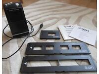 ION film and slide scanner