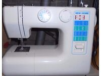 Sewing Machine New Home Janome Jd1714 Manuals