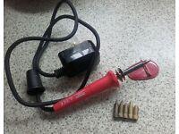 pyrography wood burner pen kit