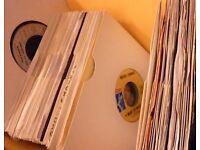 """45's / 7"""" vinyl specialist Dj wanted"""