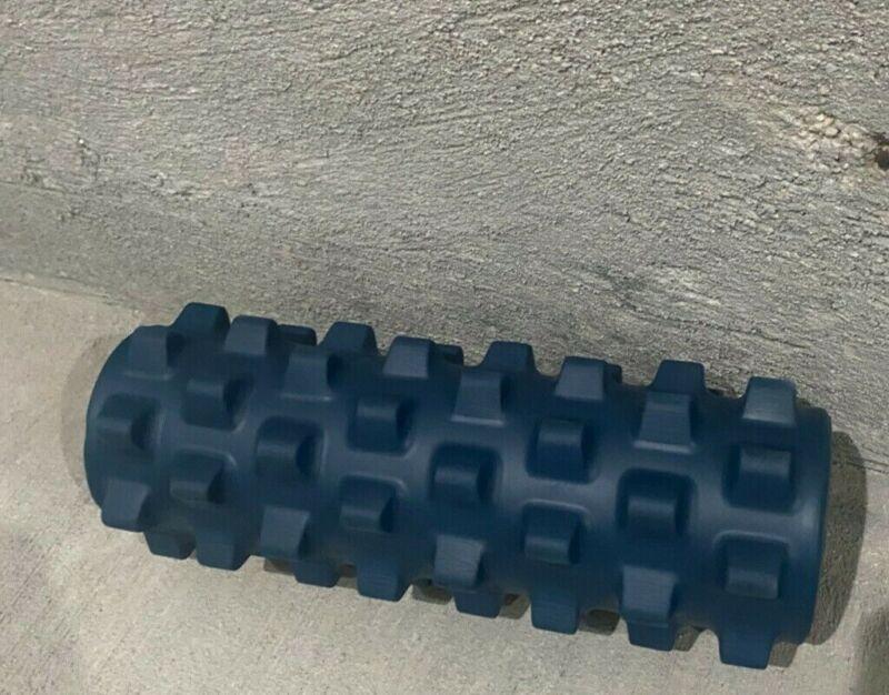 """RumbleRoller 12"""" Compact Original Textured Foam Roller"""